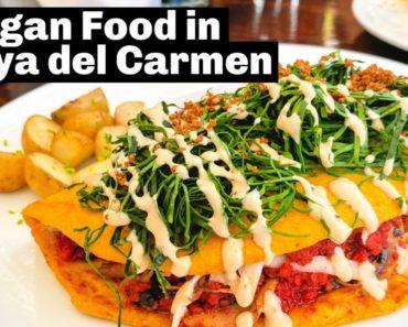 Playa del Carmen Vegan Food Tour | Best Vegan Food in Playa del Carmen, Mexico