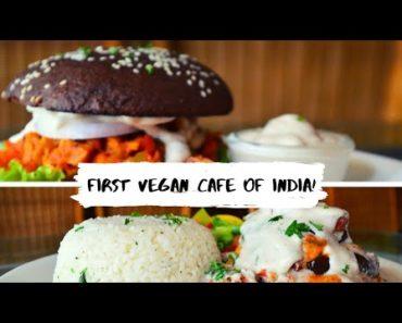 FIRST VEGAN Restaurant in India | Vegan Restaurants in Bangalore | Carrots| Vegan Food| Rasoisaga