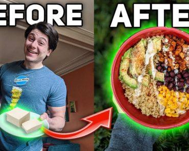 Why Your Vegan Cooking SUCKS | How To Make Vegan Food Taste Good