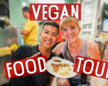VEGAN FOOD TOUR in Ho Chi Minh City, Vietnam | VLOG 36