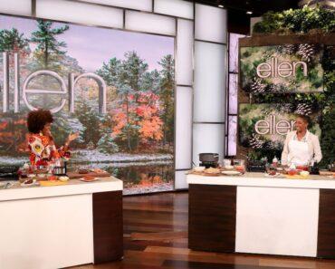 Tabitha Brown & Tiffany Haddish Cook Up Vegan Dishes