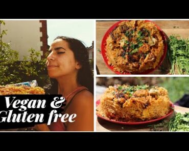 Makloubeh – The Queen of all Middle Eastern Recipes – Vegan مَقلوبة