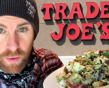 My TRADER JOE'S Food Haul (VEGAN)