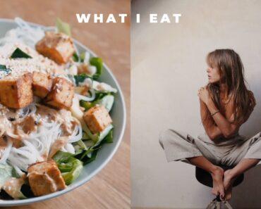 3 Meals I Eat Each Week // Healthy Vegan Recipes
