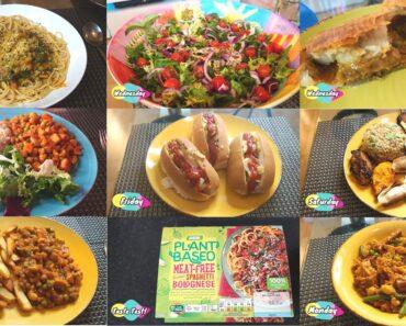 7 REALISTIC VEGAN MEALS FOR A RAINY WEEK + A JLTT 😀😍❤