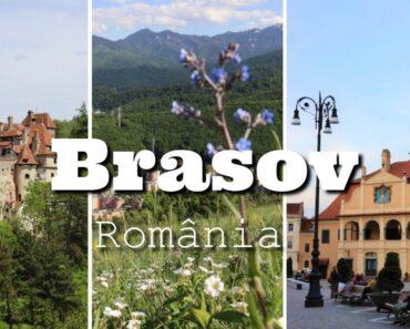 Discover Transylvania, Romania – Brasov & Dracula's Castle (stunning views, hiking, vegan food …)
