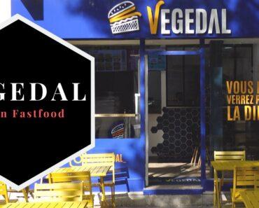 Fast-food Vegan à Paris – Végédal