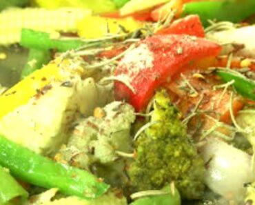How to make yummy continental veg fry – vegan recipes- nutrition recipe – Best indian food