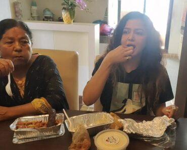 Rekha Thapa talks about C-YA Vegan Food