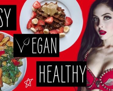 🔥🌱FUN VEGAN RECIPES: full day of witchy plant-based eating (you will drool)🌱🔥