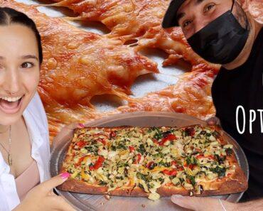 Vegan Options @ Austin ST Pizza (Queens)