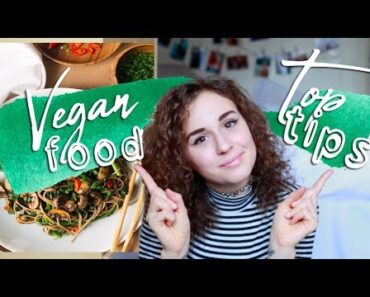 My Top VEGAN Recipes and Top Tips | doyouknowellie