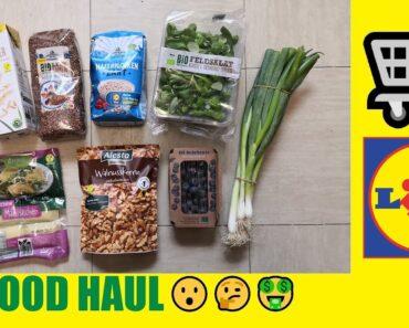 🛒 Vegane Maultaschen von Vemondo, Bio Produkte & mehr | FOOD HAUL #25 💚🌱 VEGAN 🇩🇪