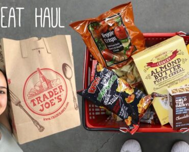 Finding New Vegan Options At Trader Joes (Summer 2021)