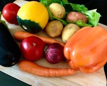 Povrće iz rerne, Vegan recipes from oven