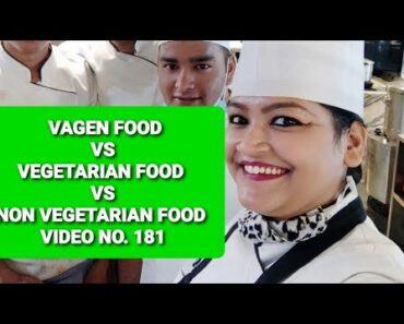 WHAT IS VEGAN FOOD/VEGAN VS VEGETARIAN/VEGAN VS NON VEGETARIAN/HOTEL MANAGEMENT/CHEF/CHEF KNOWLEDGE
