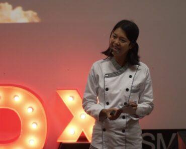 The Transformative Power of Raw Vegan Food   Raw Chef Yin   TEDxUSMNibongTebal