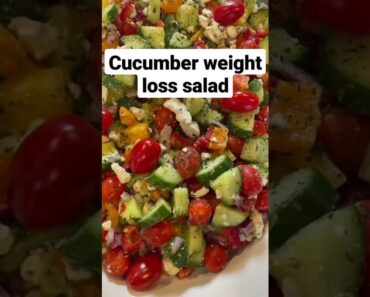 weight loss salad for vegetarian 😋 #youtubeshorts #shorts #veganrecipes #foodlovers #weightlossfood