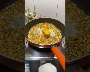 vegan food recipes 😋 #youtubeshorts #shorts #videoviral #veganfood #foodrecipe #foodie #popcorn